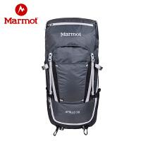 marmot/土拨鼠户外徒步男女运动背包50L大容量登山双肩背包26390