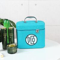 经典款化妆包大容量大号多功能化妆品收纳包化妆箱