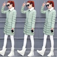 冬季棉衣女装中长款韩版2018新款冬天棉袄外套修身轻薄羽绒潮