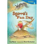 【预订】Squirrel's Fun Day 9780763677893