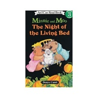 Minnie and Moo: The Night of the Living Bed米妮和哞哞:客厅里的夜晚(I C