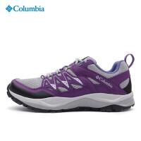哥伦比亚(Columbia)2019春夏新品户外旅行运动女鞋透气登山鞋徒步鞋BL1902