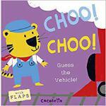 【预订】What's That Noise? Choo! Choo!: Guess the Vehicle! 9781