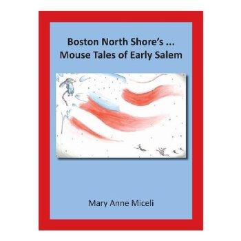 【预订】Boston North Shore's... Mouse Tales of Early Salem 美国库房发货,通常付款后3-5周到货!