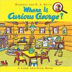 【预订】Where Is Curious George?: A Look and Find Book 97805479