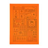 现货 MY WORLD MY ORIGINALITY 4 我的世界我的原创室内空间店面展示设计书