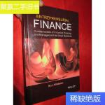【二手书旧书】Entrepreneurial Finance: Fundamentals of...M J
