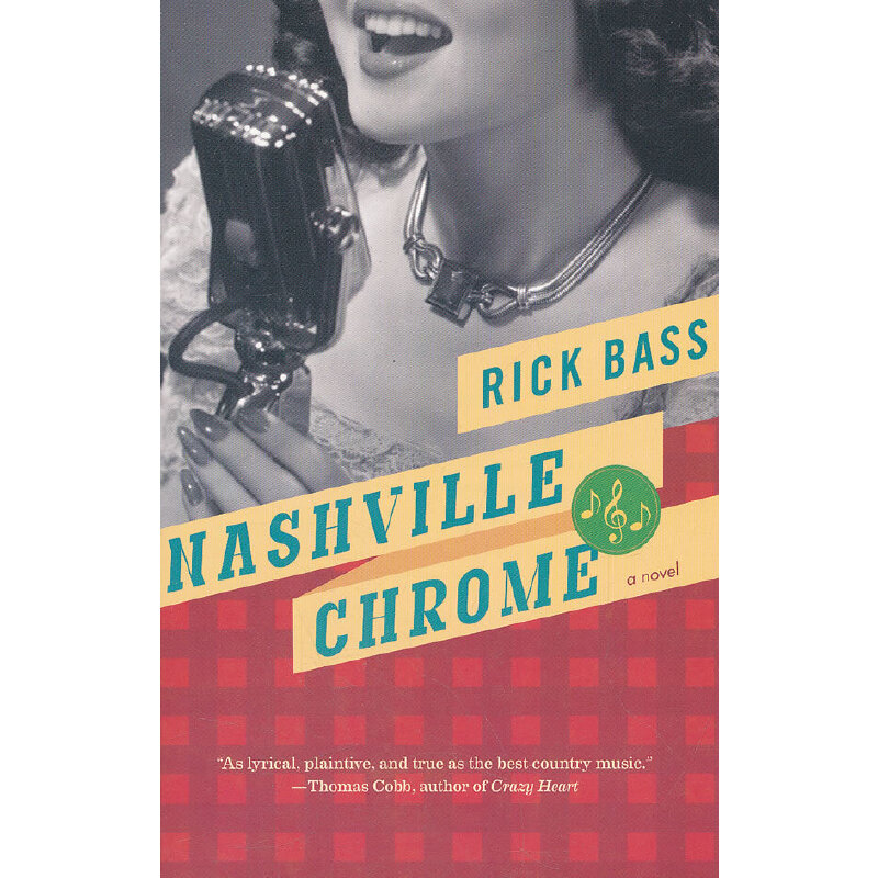 Nashville Chrome(ISBN=9780547577463) 英文原版