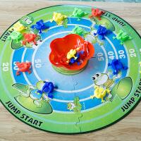 脑力大作战 弹跳青蛙 青蛙跳开发智力家庭亲子互动男孩4-6岁玩具