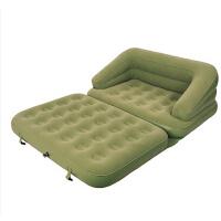 加厚豪华充气床家用多功能沙发沙发床休闲双人靠背气垫床