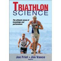 【预订】Triathlon Science 9781450423809