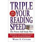全英文版阅读书籍 飞速提高你的阅读速度 三倍速英语阅读 Triple Your Reading Speed 可搭英文原