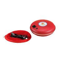 新一代 取暖器 充电式暖手宝 电热饼 电热暖手器电暖宝250w 11cm 送绒套