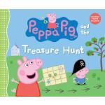 【预订】Peppa Pig and the Treasure Hunt 9780763677039