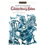 英文原版 The Canterbury Tales: A Selection 坎特伯莱故事集