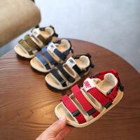 童鞋夏季中大男童女童休闲沙滩凉鞋儿童凉鞋