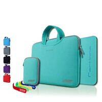 【支持礼品卡】苹果电脑包 macbook pro air 11寸 12寸 13.3寸 15寸 retina 笔记本内胆包 防摔 防水 防震 手提包