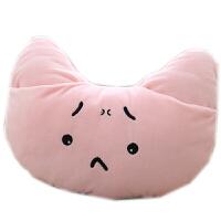 暖手抱枕手暖卡通猫暖手捂筒毛绒玩具公仔插手宝娃娃生日礼物女 35厘米