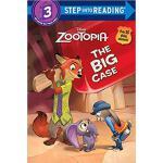 【预订】Zootopia the Big Case 9780736434560