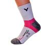 VICTOR/胜利运动袜 3D立体编织长筒羽毛球女袜SK225