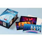 冰雪奇缘明信片100张收藏 概念艺术设定 迪斯尼 冰雪女王2 英文原版 Disney Frozen Postcard