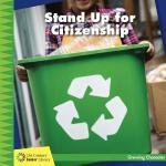 【预订】Stand Up for Citizenship