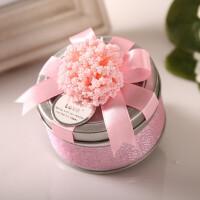 婚庆创意喜糖盒 心形马口铁糖盒50个/ 婚庆用品结婚礼物 创意礼品工艺品