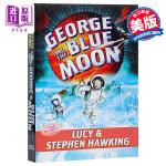【中商原版】Stephen Hawking史蒂芬霍金乔治的宇宙秘密钥匙5英文原版George's Secret Key