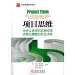 当天发货正版 项目管理经典译丛:项目思维――为什么的项目经理会做出糟糕的项目决策 (英)列夫维瑞恩(Lev Virin