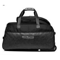 旅行袋    户外时尚旅行包   手提旅游包    男拉杆欧美时尚大容量行李包