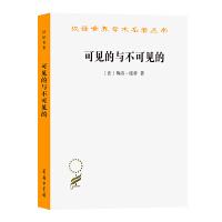 可见的与不可见的(汉译世界学术名著丛书)