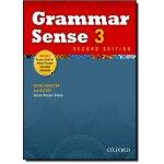 【预订】Grammar Sense 3 Student Book with Online Practice Acces