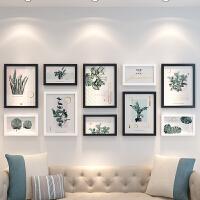 客厅照片墙装饰 一面墙相框组合卧室内房间楼梯墙面装饰画相片墙