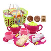 儿童收银机玩具套装超市购物车过家家仿真推车宝宝刷卡收银台玩具