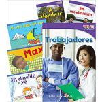 【预订】Por La Comunidad (in the Community) 6-Book Set (Themed