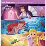 【预订】Disney Princess Read-Along Storybook and CD Boxed Set
