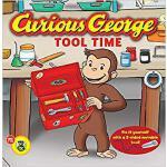 【预订】Curious George: Tool Time 9780547968186