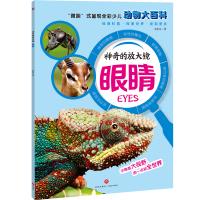 """神奇的放大镜:眼睛(""""微距""""式呈现全彩少儿动物大百科,全面、精准展现奇妙的动物世界,激发孩子的求知欲与探索精神!)"""