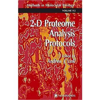 【预订】2-D Proteome Analysis Protocols 9781617370601 美国库房发货,通常付款后3-5周到货!