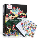 顺丰包邮 童话故事立体书Fairy Tale Play: A pop-up storytelling book英文原版