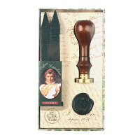 J.Herbin 法国简赫本拿破仑纪念封印套装当当自营