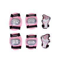 户外运动儿童溜冰滑板男女手套轮滑护具6件套护膝护腕套装成人