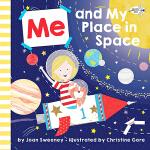 英文原版绘本 Me and My Place in Space 吴敏兰书单 太空百科 儿童启蒙图画书 2019年新版