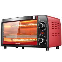 康佳/KONKA �烤箱12L烘焙多功能家用�器迷你小烤箱烘焙