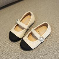 儿童单鞋女童鞋皮鞋小童1-3岁公主鞋小孩演出鞋春