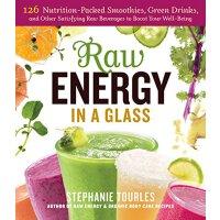 【预订】Raw Energy in a Glass: 126 Nutrition-Packed Smoothies, G