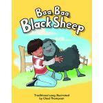 【预订】Baa, Baa, Black Sheep Big Book 9781493882724