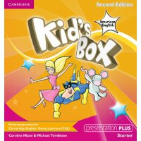 【预订】Kid's Box Starter Presentation Plus 9781107676947