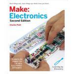 【预订】Make: Electronics: Learning by Discovery