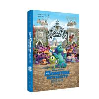 迪士尼大电影双语阅读 怪兽大学 Monsters University,迪士尼,华东理工大学出版社,978756284